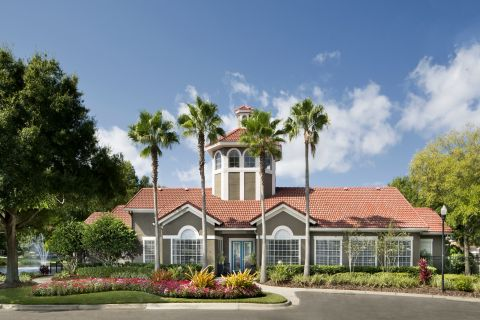 Welcome Center at Camden Bay Apartments in Tampa, FL