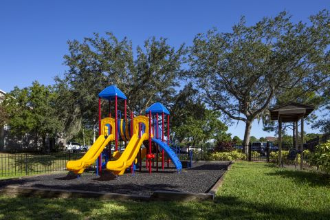 Playground at Camden Bay Apartments in Tampa, FL
