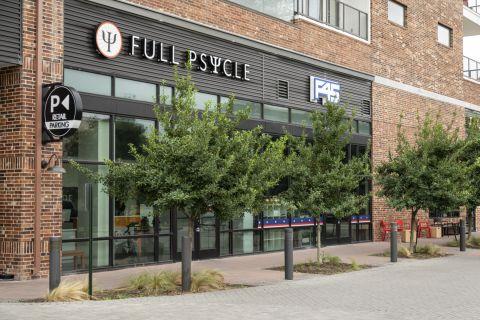 Local fitness near Camden Belmont Apartments in Dallas, TX