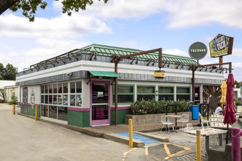 Local taco spot near Camden Belmont Apartments in Dallas, TX