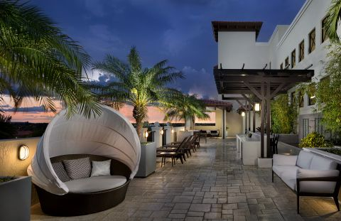 Sky Terrace at Camden Boca Raton Apartments in Boca Raton, FL