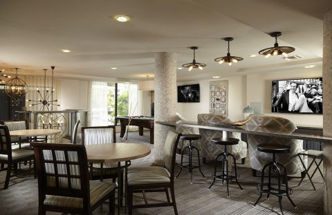 Resident Lounge at Camden Boca Raton Apartments in Boca Raton, FL