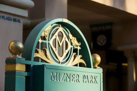 Mizner Park near Camden Boca Raton Apartments in Boca Raton, FL