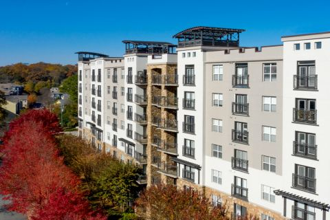 Exterior at Camden Brookwood Apartments in Atlanta GA