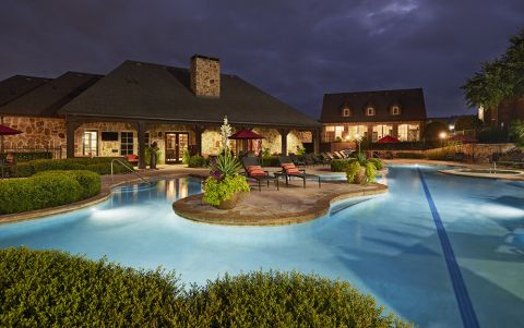 Pool at Camden Brushy Creek Apartments in Cedar Park, TX