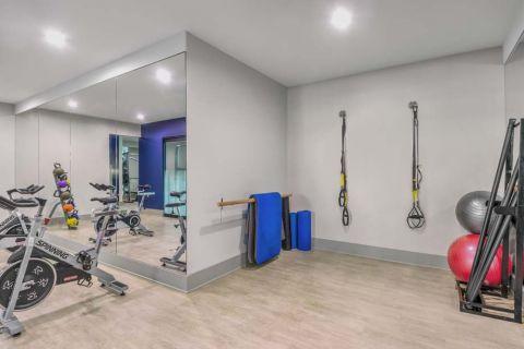Yoga Room at Camden Buckhead Square Apartments in Atlanta, GA