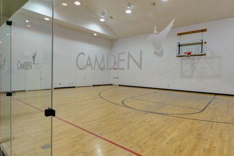 Sports Court at Camden Buckingham Apartments in Richardson, TX