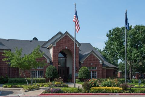 Welcome Center at Camden Buckingham Apartments in Richardson, TX