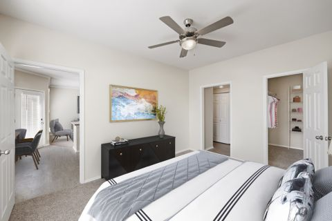 Spacious Bedroom at Camden Caley Apartments in Englewood, CO