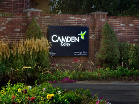 Exterior of Building at Camden Caley Apartments in Englewood, CO