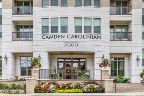 Camden Carolinian in Raleigh North Carolina