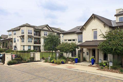 Welcome Center at Camden Cedar Hills Apartments in Austin, TX
