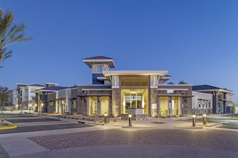 Welcome Center at Camden Chandler Apartments in Chandler, AZ