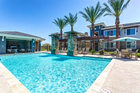 Pool at Camden Chandler Apartments in Chandler, AZ