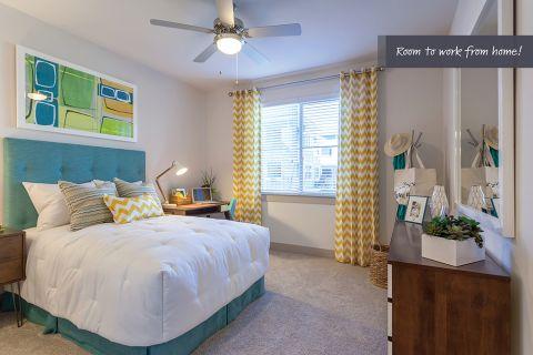 Bedroom at Camden Chandler Apartments in Chandler, AZ