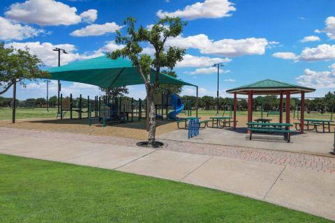 Public Park Near Camden Cimarron Apartments in Irving, TX