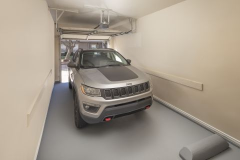 Private Garage at Camden Cimarron Apartments in Irving, TX