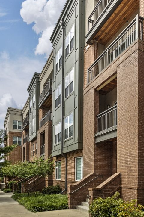 Townhomes at Camden College Park Apartments in College Park, MD