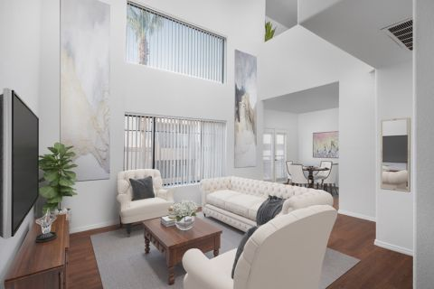 Loft-Style Apartment at Camden Copper Square Apartments in Phoenix, AZ