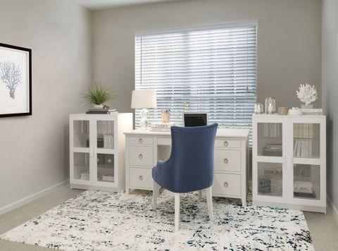 Home Office Space at Camden Creekstone Apartments in Atlanta, GA
