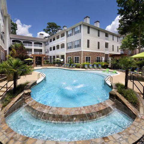Pool at Camden Creekstone Apartments in Atlanta, GA