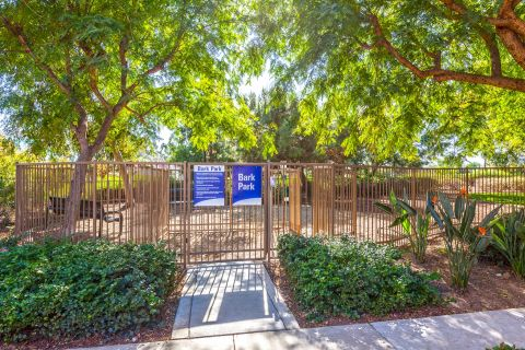 Bark Park at Camden Crown Valley Apartments in Mission Viejo, CA
