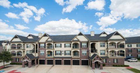 Townhomes at Camden Cypress Creek Apartments in Cypress, TX