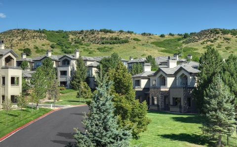 Beautiful Views at Camden Denver West Apartments in Golden, CO