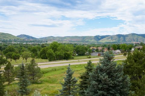 Mountain Views at Camden Denver West Apartments in Golden, CO