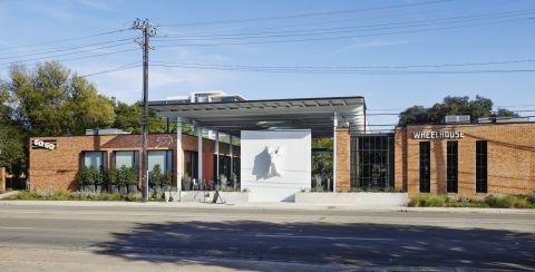 Neighborhood Restaurant, Wheelhouse next to the Camden Design District Apartments in Dallas, TX