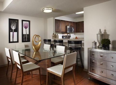 Dining Room at Camden Doral Apartments in Doral, FL