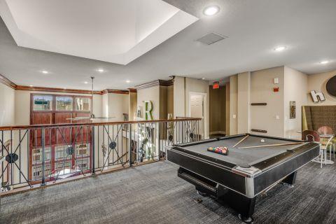 Resident Lounge at Camden Fair Lakes Apartments in Fairfax, VA
