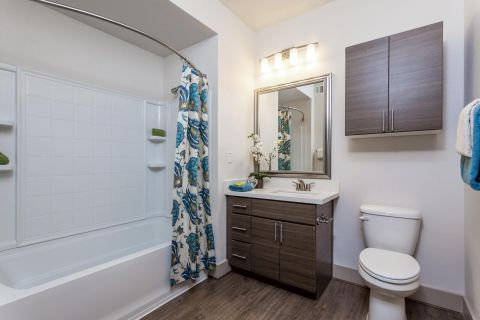 Master Bathroom at Camden Foothills Apartments in Scottsdale, AZ