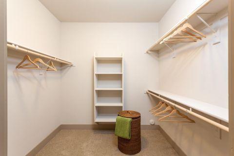 Walk-in Closet at Camden Foothills Apartments in Scottsdale, AZ
