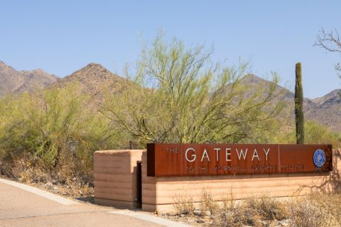 The Gateway to McDowell Sonoran Preserve Near Camden Foothills Apartments in Scottsdale, AZ