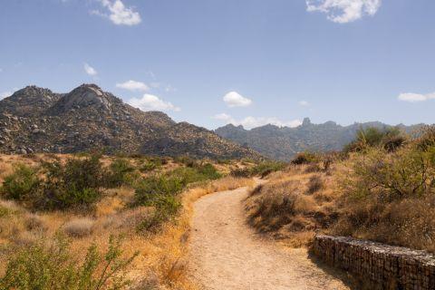 Hiking Trails near Camden Foothills Apartments in Scottsdale, AZ