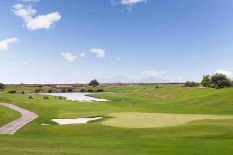 TPC Golf Course near Camden Foothills Apartments in Scottsdale, AZ
