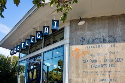 Beetlecat Restaurant near Camden Fourth Ward Apartments in Atlanta, GA