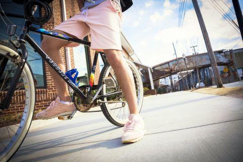 Bike Friendly Neighborhood at Camden Fourth Ward Apartments in Atlanta, GA