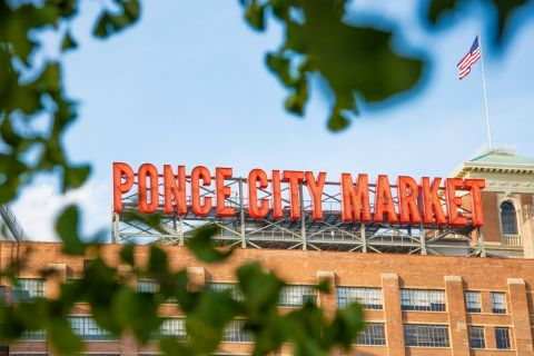 Ponce City Market near Camden Fourth Ward Apartments in Atlanta, GA