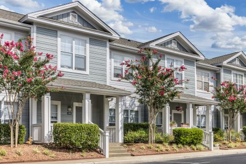 Townhomes at Camden Governors Village Apartments in Chapel Hill, NC