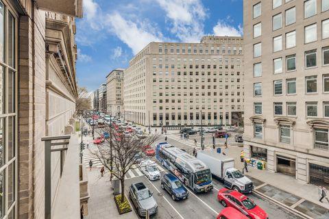 Street Views at Camden Grand Parc Apartments in Washington, DC