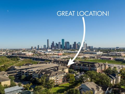 Highlighting the Great Location at Camden Heights Apartments in Houston, TX