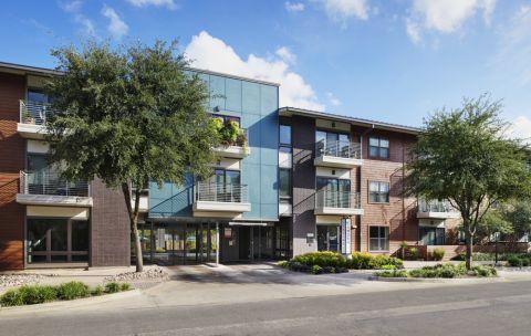 Exterior at Camden Henderson Apartments in Dallas, TX