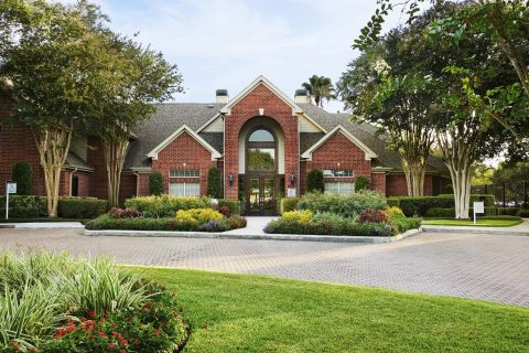 Welcome Center at Camden Holly Springs Apartments in Houston, Texas