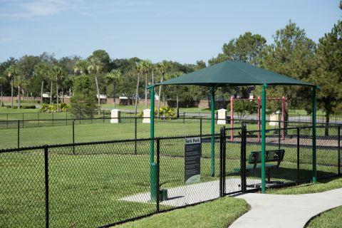 Dog Park at Camden Hunters Creek Apartments in Orlando, FL