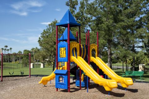 Playground at Camden Hunters Creek Apartments in Orlando, FL