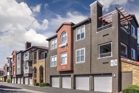Private Garages at Camden Interlocken Apartments in Broomfield, CO