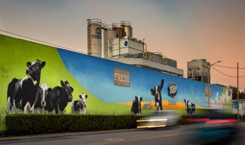 Milk District near Camden Lake Eola Apartments in Downtown Orlando, Florida