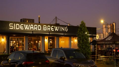 Brewery near Camden Lake Eola Apartments in Downtown Orlando, Florida